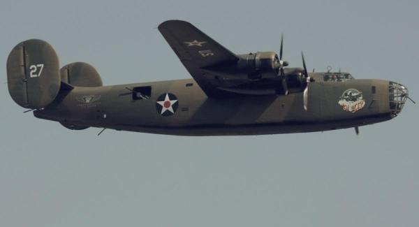 Olupina B-24 Liberator